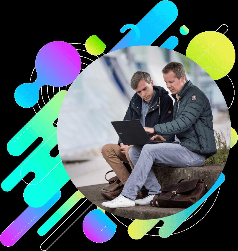 Marco Lehmann & Mike Leddin Onlinemarketing